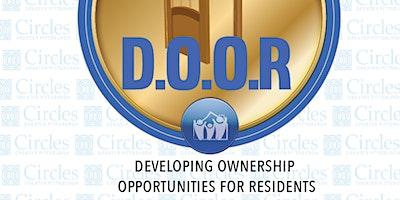 """DOOR Homeownership Workshop """"Purchasing as an investor"""""""
