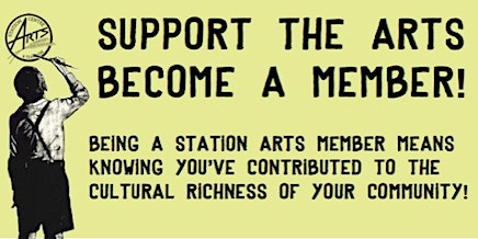 2020 Station Arts Centre Co-Operative Membership