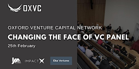 Changing the Face of VC Panel tickets