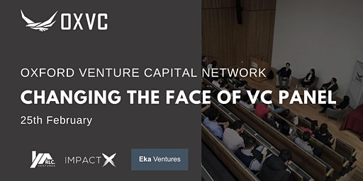 Changing the Face of VC Panel