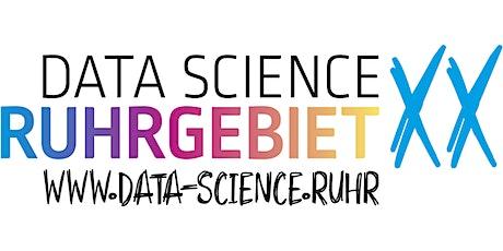 DATA SCIENCE RUHRGEBIET 2020 Tickets