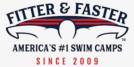 2020 High Performance Swim Camp Series - Wellesley, MA tickets