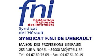 ASSEMBLEE GENERALE  FNI 34 le mercredi 26 FEVRIER 2020  à  19h billets