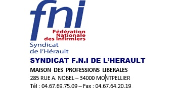ASSEMBLEE GENERALE  FNI 34 le mercredi 26 FEVRIER 2020  à  19h