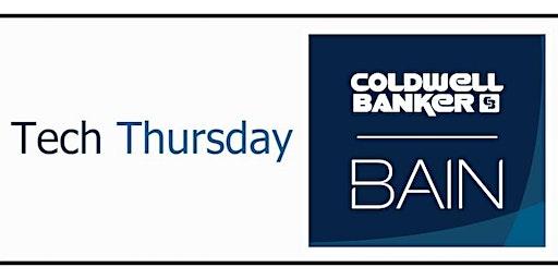 CB Bain | Tech Thursday: Content Marketing | Van West | February 20th 2020