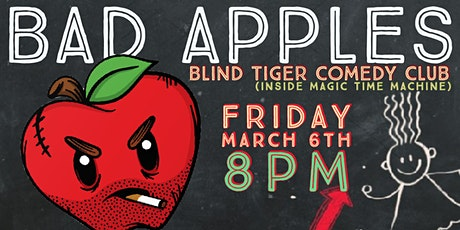 Bad Apples: Comedy for Teachers tickets