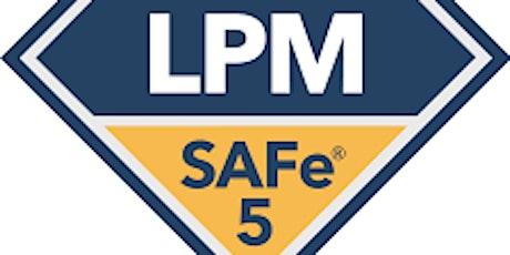 Scaled Agile : SAFe Lean Portfolio Management (LPM) 5.0 San Jose,CA Online tickets