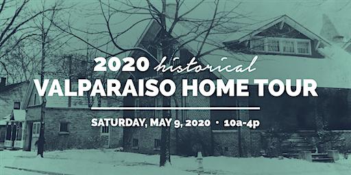 2020 Historical Valparaiso Home Tour