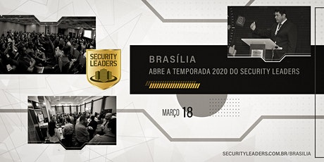 Security Leaders Brasília 2020 ingressos
