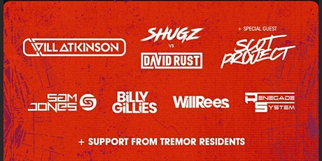 Trance with Tremor tickets