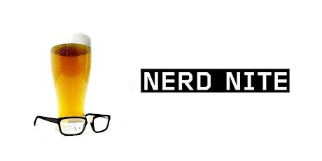 Nerd Nite tickets