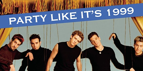 Party Like It's 1999: Attached to 'N SYNC Edition tickets