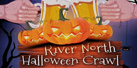River North Halloween Crawl - Chicago's BEST Halloween Crawl tickets