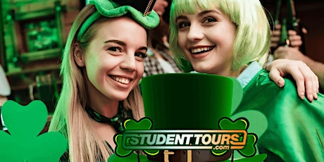 ST PATRICK'S DAY CLUB CRAWL 2020 | TUE MAR 17th tickets