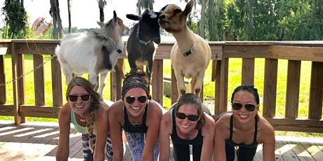 Goat Yoga to benefit the American Lung Association tickets