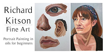 Portrait Painting in Oils for Beginners tickets