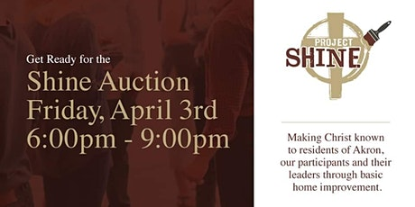 Project Shine 10th Annual Auction tickets