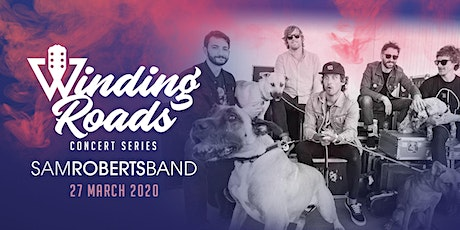 Winding Roads Live with Sam Roberts tickets
