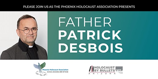 An evening with Father Patrick Desbois