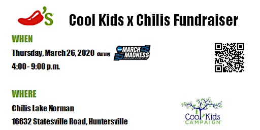 Dine Out Night with Cool Kids Campaign