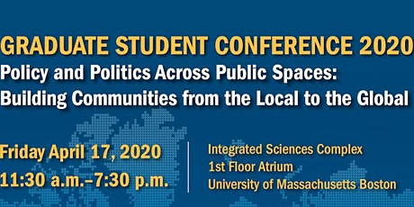 Graduate Student Conference 2020 tickets