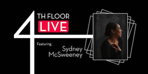 4th Floor Live: Sydney McSweeney