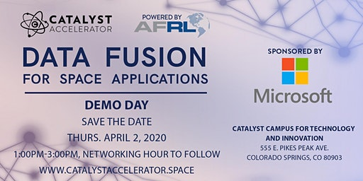 DEMO DAY Registration for the Data Fusion cohort