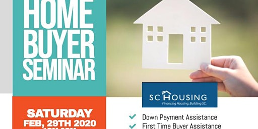 Home Buyer Seminar with SC Housing