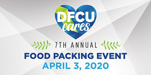 2020 DFCU Food Packing Event