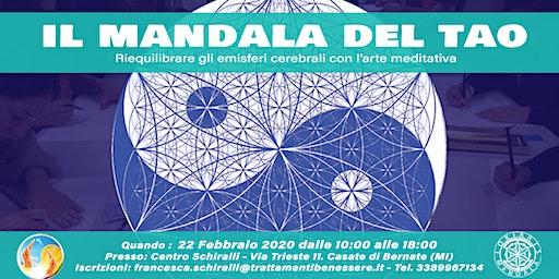 Il Mandala del Tao riequilibra gli emisferi cerebrali con l'arte meditativa