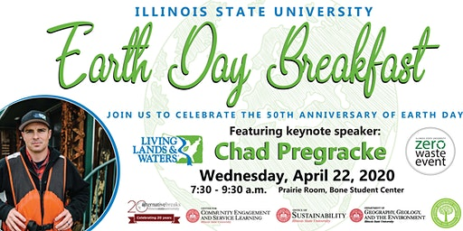 ISU EARTH DAY BREAKFAST