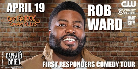 Rob Ward's First Responders Comedy Tour Live In Naples, FL  tickets