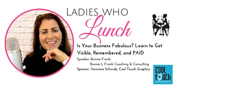 Is Your Business Fabulous? Get Visible, Remembered, and PAID tickets