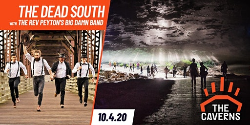 The Dead South in The Caverns with The Reverend Peyton's Big Damn Band