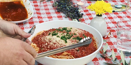 Potek Winery Spaghetti Supper // February 19th