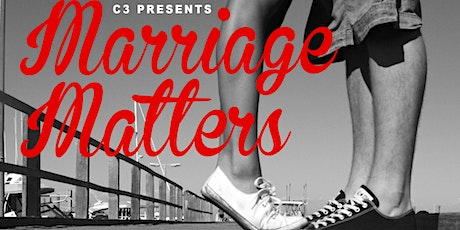 Marriage Matters tickets