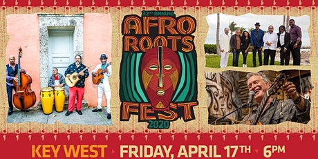 22nd Afro Roots Fest Key West tickets