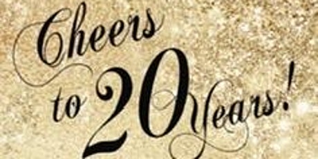 """""""Cheers to 20 Years"""" RHHS Class of 2000 Reunion tickets"""