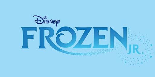SingOut Jr Theatre presents Frozen Jr