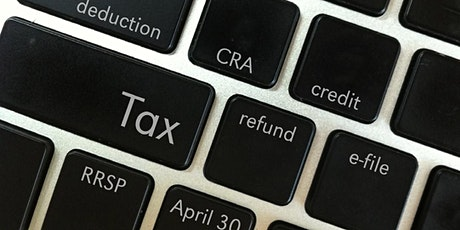 Workshop: Tax Seminar with the Canada Revenue Agency tickets