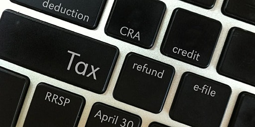 Workshop: Tax Seminar with the Canada Revenue Agency