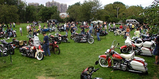 40th Annual Antique Motorcycle Show