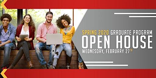 UDC Graduate Program Open House