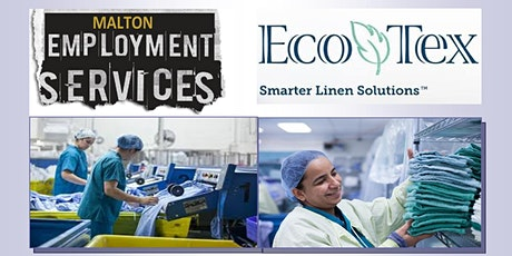 ECOTEX HIRING EVENT (General Labour positions) tickets