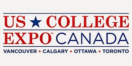Toronto 2020 US College Expo Event tickets