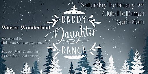 HSO Winter Wonderland Daddy Daughter Dance