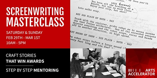 Screenwriting Masterclass