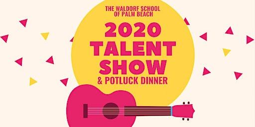 2020 Talent Show & Potluck Dinner