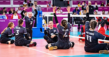 Tokyo 2020 Women's Final Paralympic Qualification Tournament