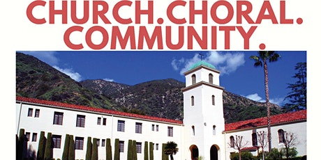 Church. Choral. Community. tickets